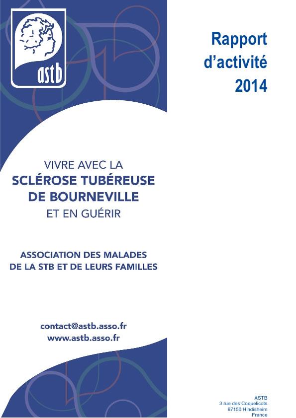 2014 Rapport d'activite VF ASTB