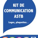 kit-communication ASTB logo plaquette