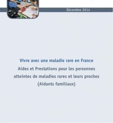 Vivre avec une maladie rare en France