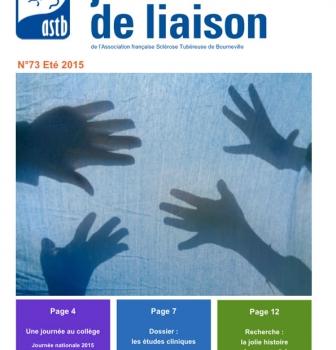 Journal de liaison été automne 2015